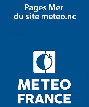 Pages mer du site meteo.nc
