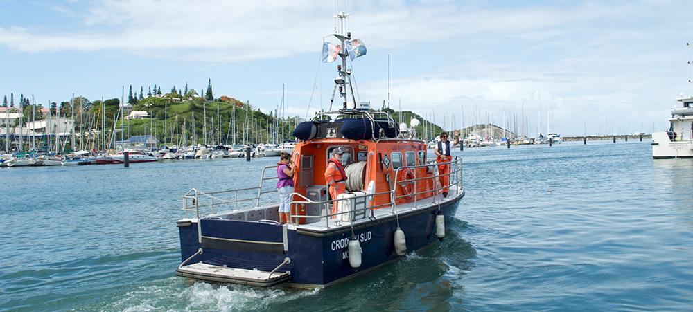 Service navigation et sécurité maritime